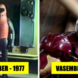 20 szuperhős a filmekben régen és most