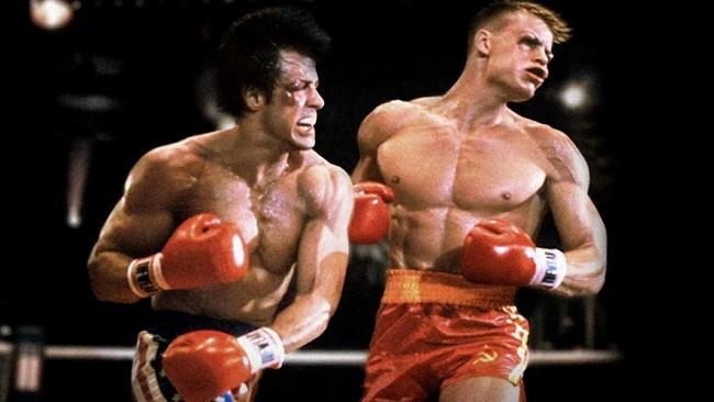 Sylvester Stallone – Rocky IV (1985)