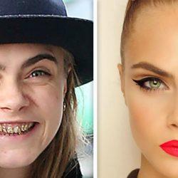 15 híresség, akit Photoshop nélkül szinte fel sem lehetne ismerni