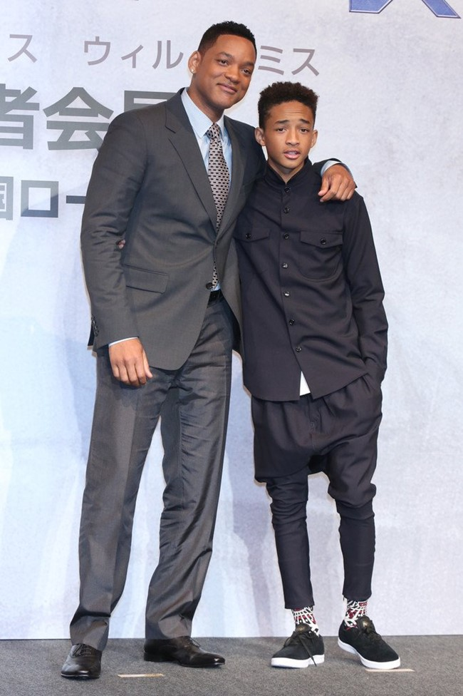Will és fia, Jaden Smith
