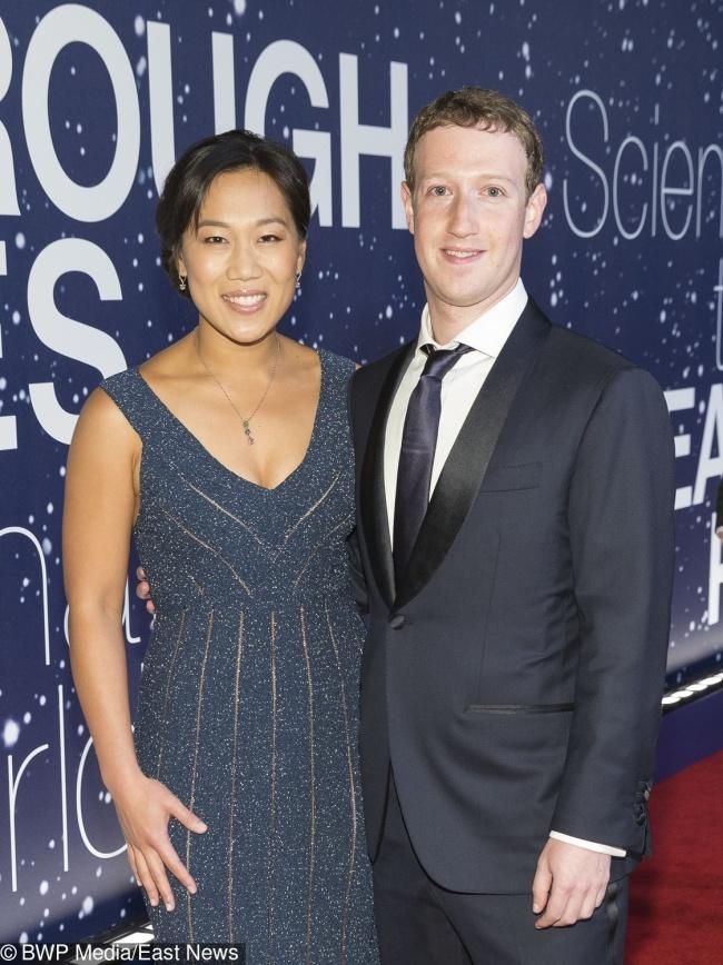 Mark Zuckerberg és Priscilla Chan