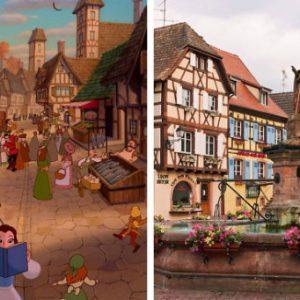 15 hely, amiből a Disney ihletett meríthetett