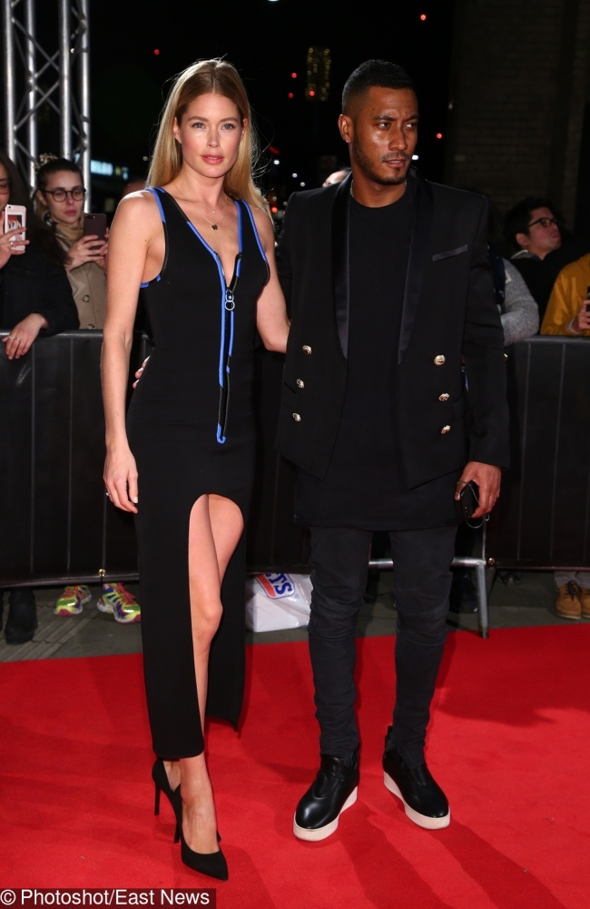 Doutzen Kroes és Sunnery James