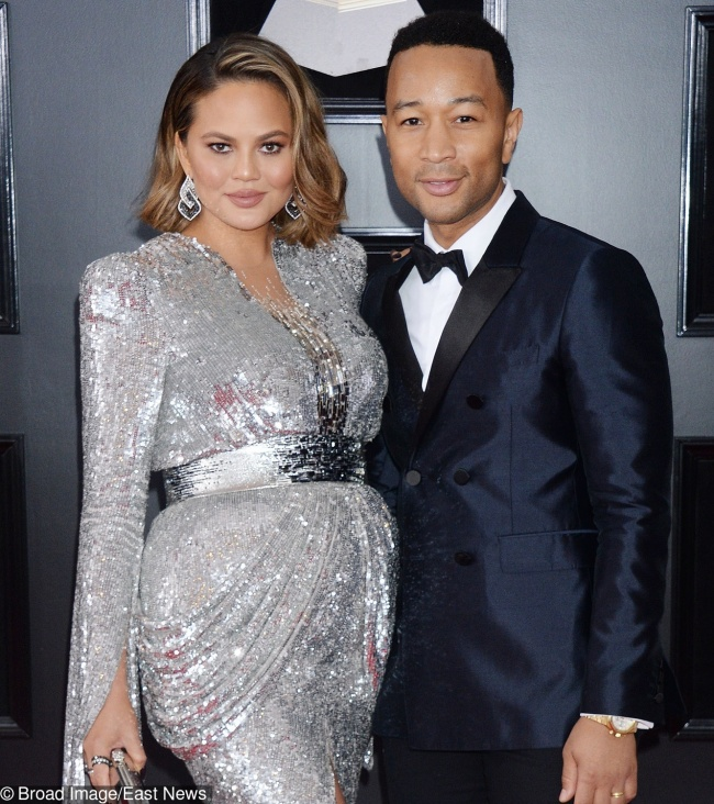 John Legend és Chrissy Teigen