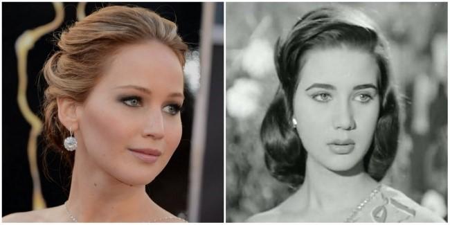 15 híresség Hollywoodból és azok klónja a múltból
