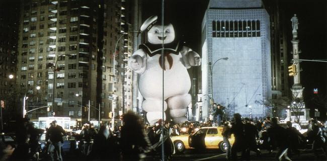 Marshmallow Man,Szellemirtók