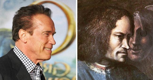 10 hollywoodi híresség és hasonmásuk a múltból