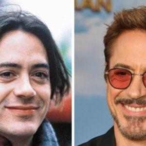 25 híresség, aki jócskán megváltozott miután ismert lett