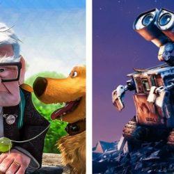 12 Pixar animációs film mély pszichológiai üzenettel