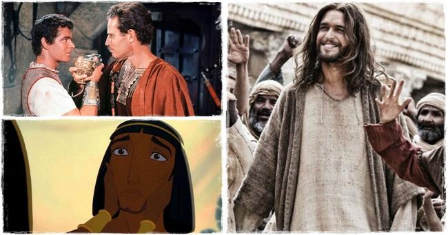 7 fantasztikus film, ami a bibliai időkben játszódik
