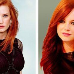 8 igazán csinos színésznő, aki divatba hozta a vörös hajszínt