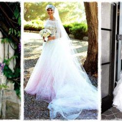 15 hollywoodi sztár meseszép esküvői ruhája