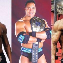 Dwayne Johnson így változott meg az évtizedek során