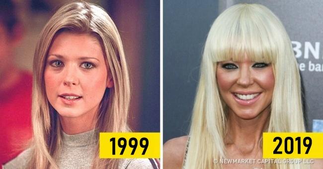 A mozi 15 legszebb színésznője régen és most