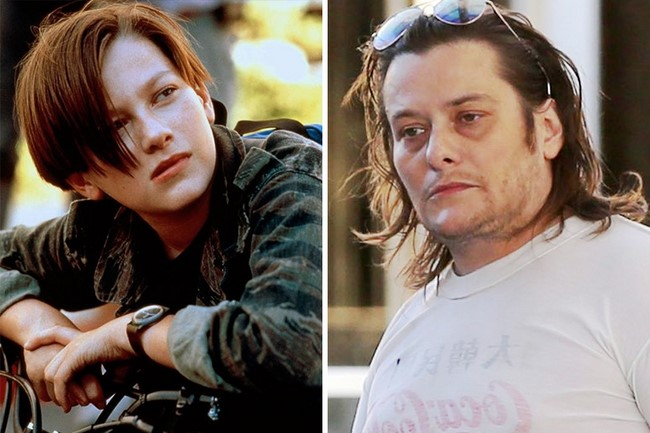 Edward Furlong (John Connor)