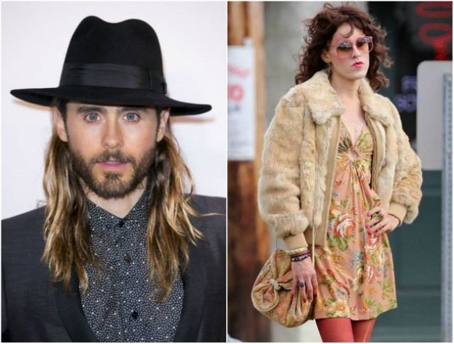 Jared Leto, mint Rayon