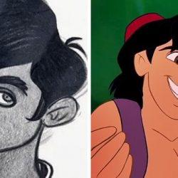 Ha minden maradt volna a régiben: íme a Disney szereplők első koncepciója