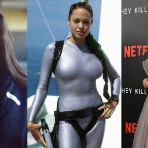 Angelina Jolie így változott meg az évtizedek során