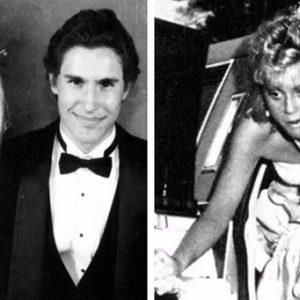 Hollywoodi sztárok iskolabálos képei