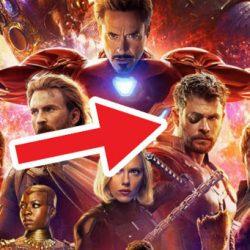 10 durva filmes baki a Bosszúállók: Végtelen háború című filmben