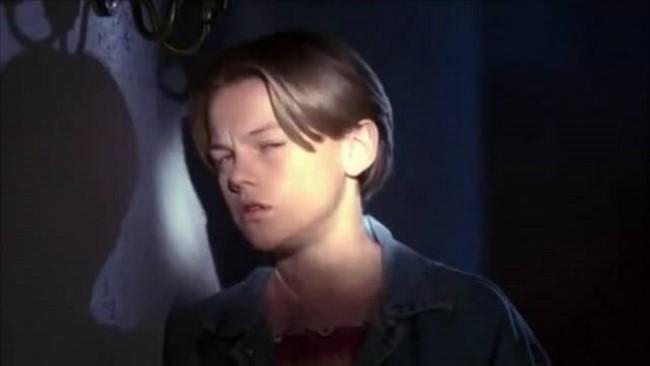 Leonardo DiCaprio Első játékfilmszerepe a Rémecskék 3. című film volt, (1991).