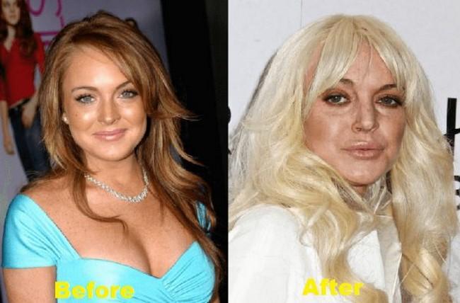 3. Lindsay Lohan