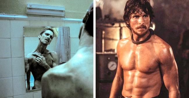 3. Christian Bale — A gépész (2004)