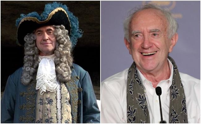 Jonathan Pryce -Swann kormányzó (Elizabeth apukája)