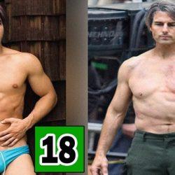 Tom Cruise így változott meg az évtizedek során