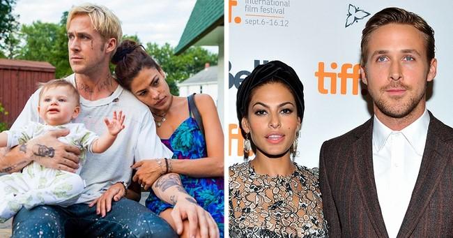 1)Ryan Gosling és Eva Mendes