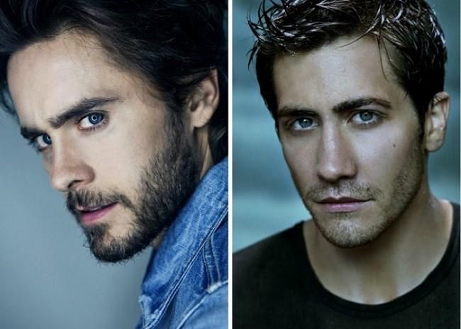 1)Jared Leto és Jake Gyllenhaal
