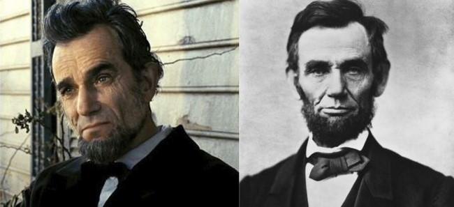 1. Daniel Day - Abraham Lincoln