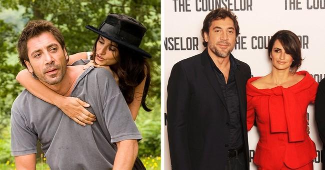 11)Javier Bardem és Penelope Cruz