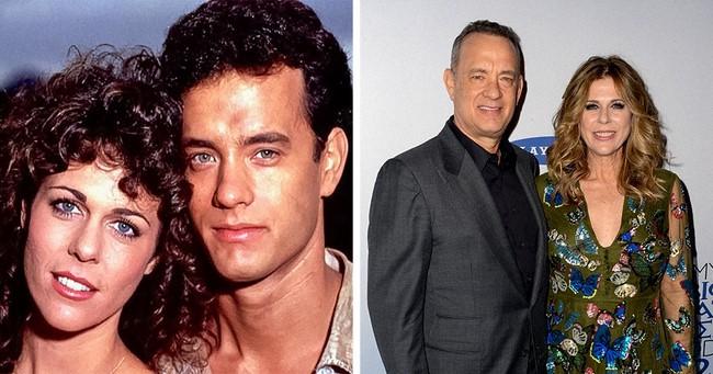 12)Tom Hanks és Rita Wilson