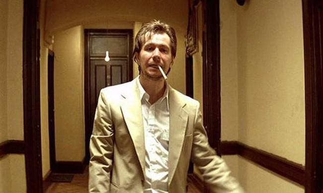 30. Gary Oldman, mint Norman Stansfield - Léon, a profi (1994)