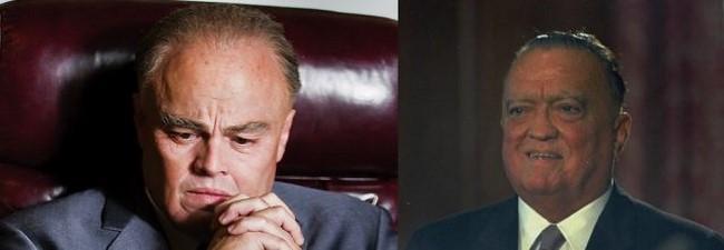 4. Leonardo DiCaprio - J. Edgar Hoover