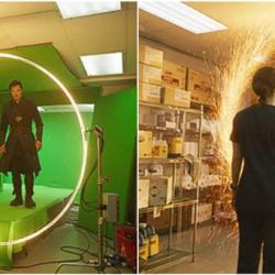 Modern filmek speciális effektek előtt és után