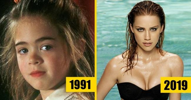 """A """"Hook"""" című film gyereksztárjai régen és most"""