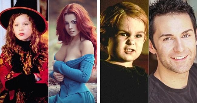 Horror filmek gyerekszereplői akkor és most