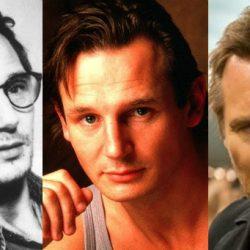 Liam Neeson így változott meg az évtizedek során