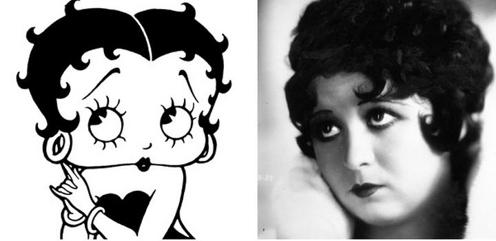 Betty Boop – Helen Kane