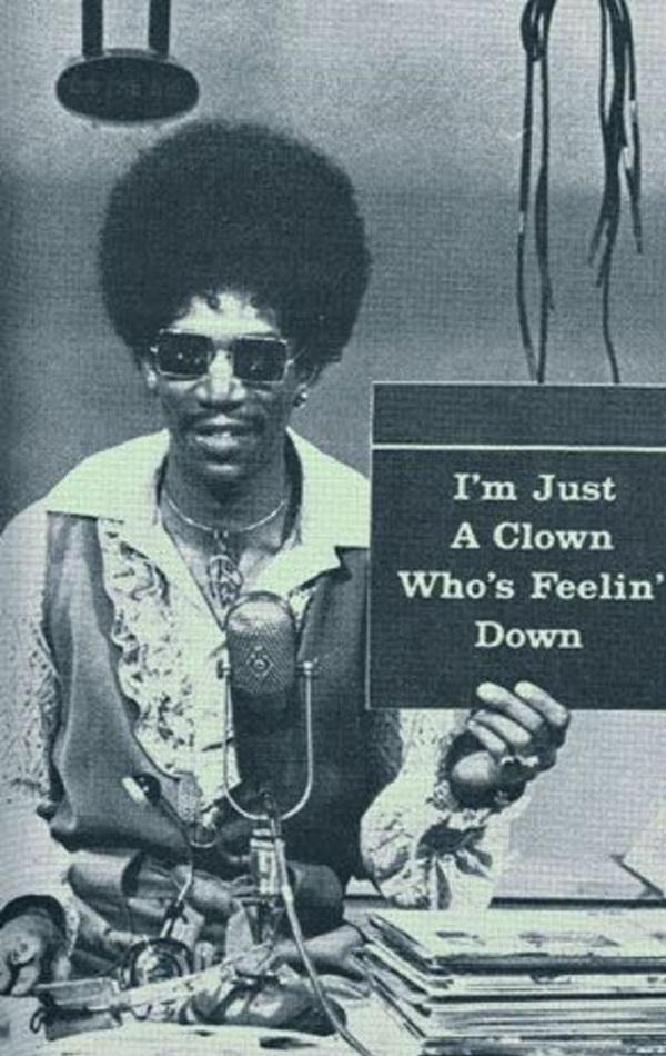 3. Morgan Freeman az egyik első tévés szereplésekor. (1970-es évek)