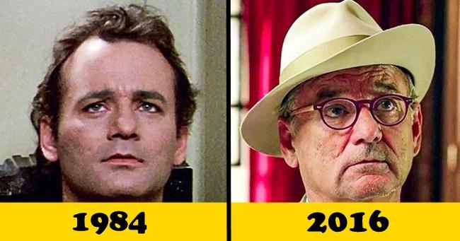 18 híres színész, akik korábbi filmjük remake-jében is feltűntek