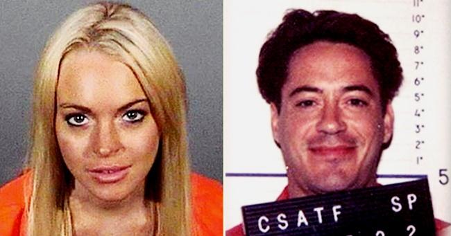 16 híres színész, akiket már előfordult, hogy letartóztattak