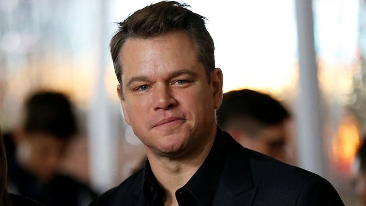 2)Matt Damon