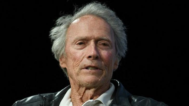 3)Clint Eastwood