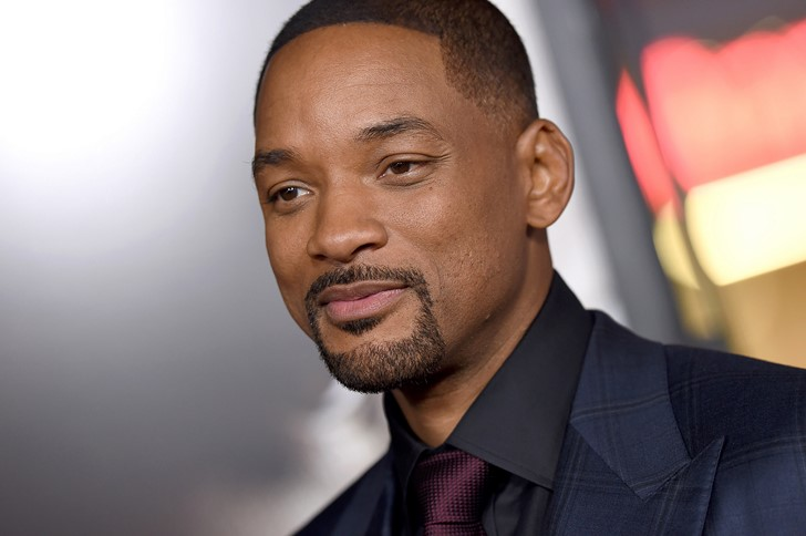 4) Will Smith