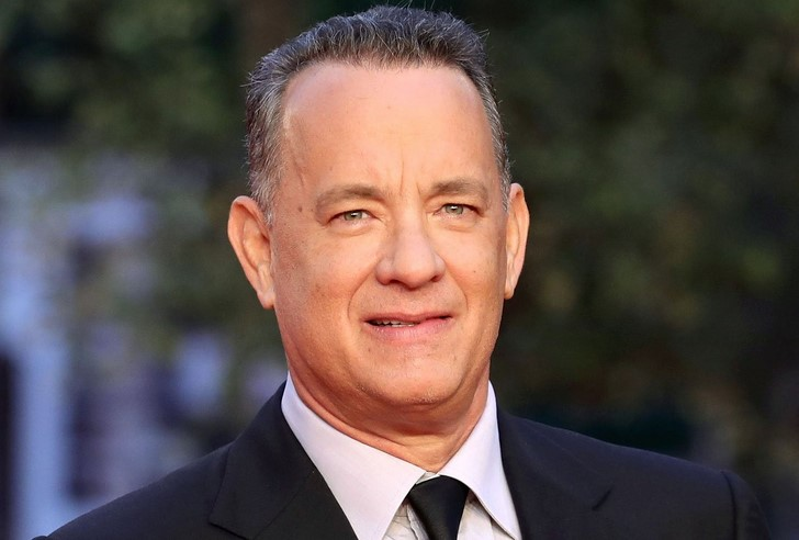 9) Tom Hanks