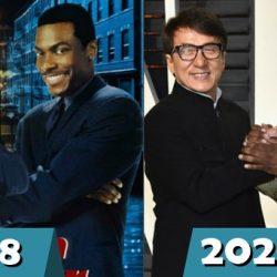 A Csúcsformában (1998) szereplői régen és most
