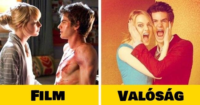11 filmes szerelmespár, akik a valóságban is összejöttek
